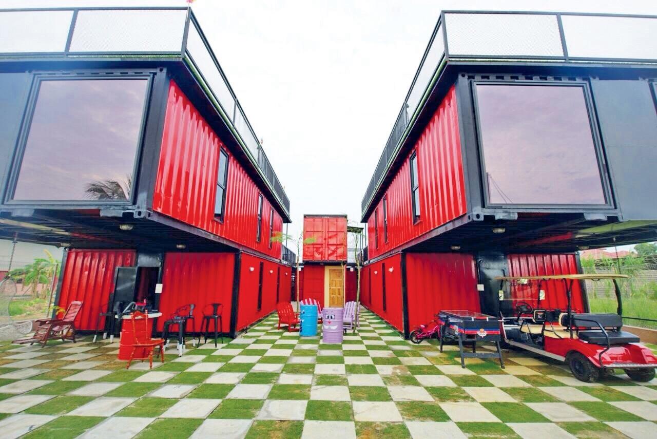 Farm Ville Café & Homestay (Sekinchan, Selangor)