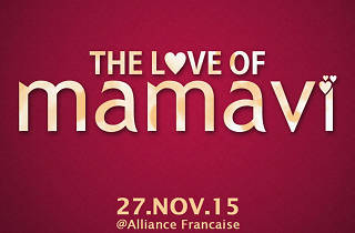 Love of Mamavi, Alliance Francais, Airport, Accra