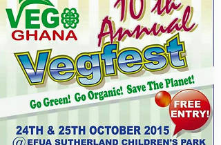 10th Annual VegFest 2015