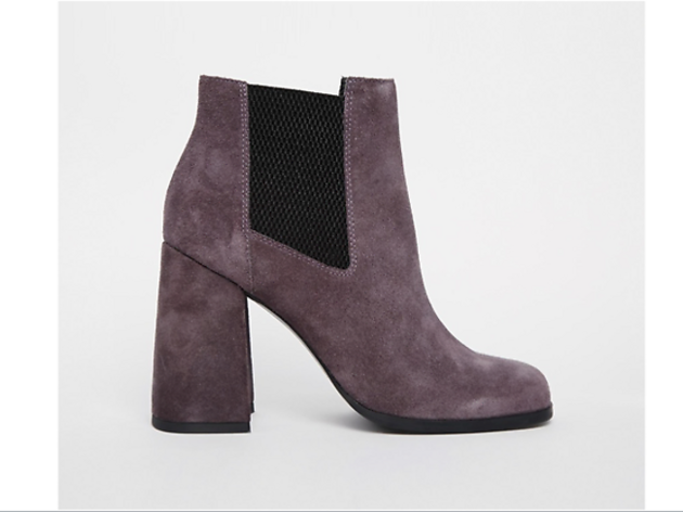Edgy Chelsea ankle boots by ASOS, £55