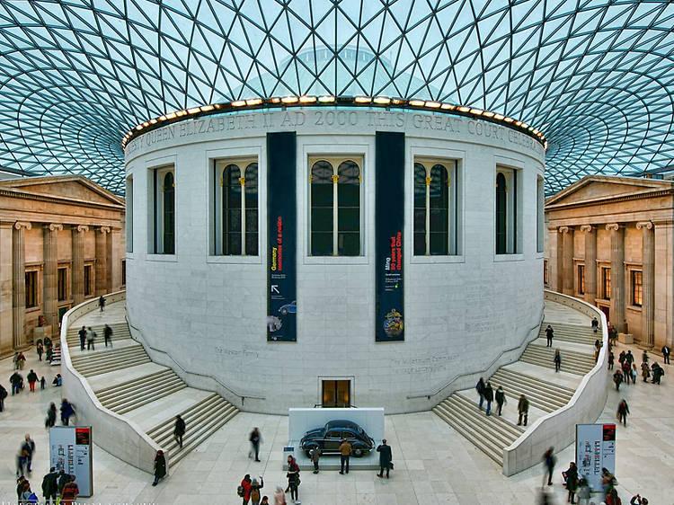 Decipher the Rosetta Stone at the British Museum