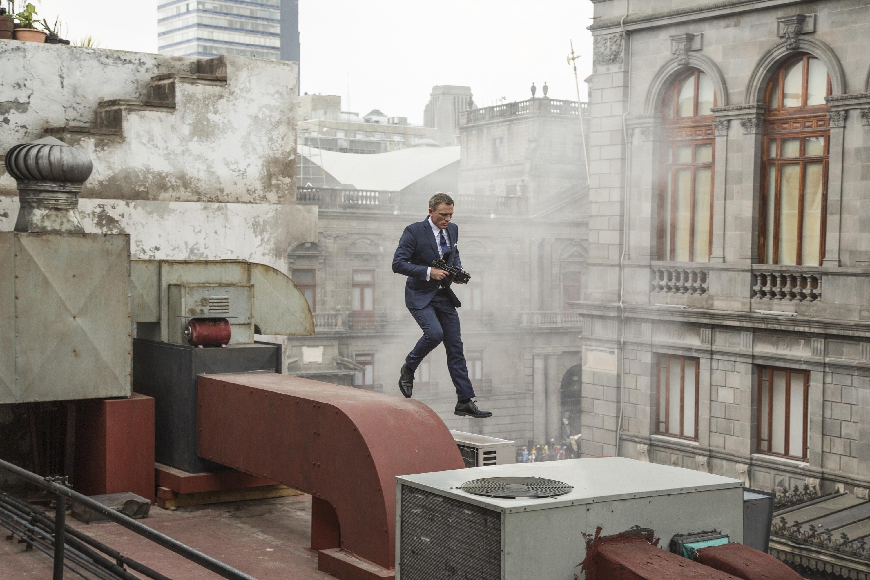 Dress like James Bond