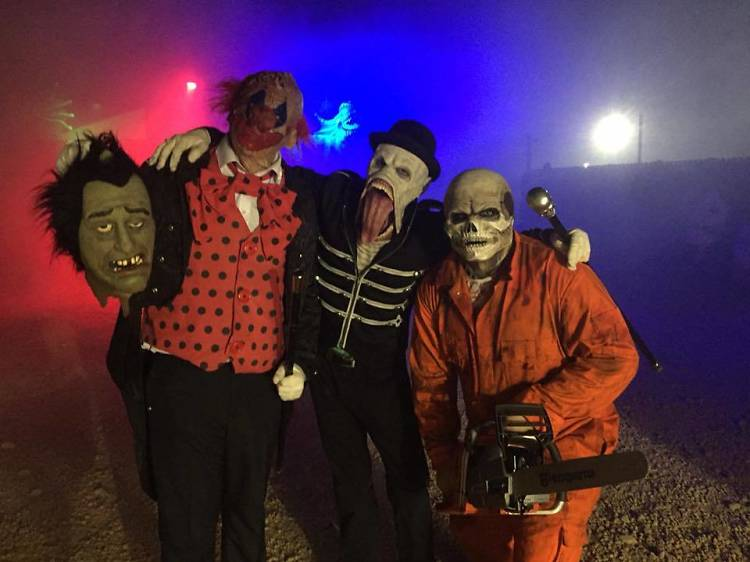 Five frightful Halloween events for grown ups in and around Leeds