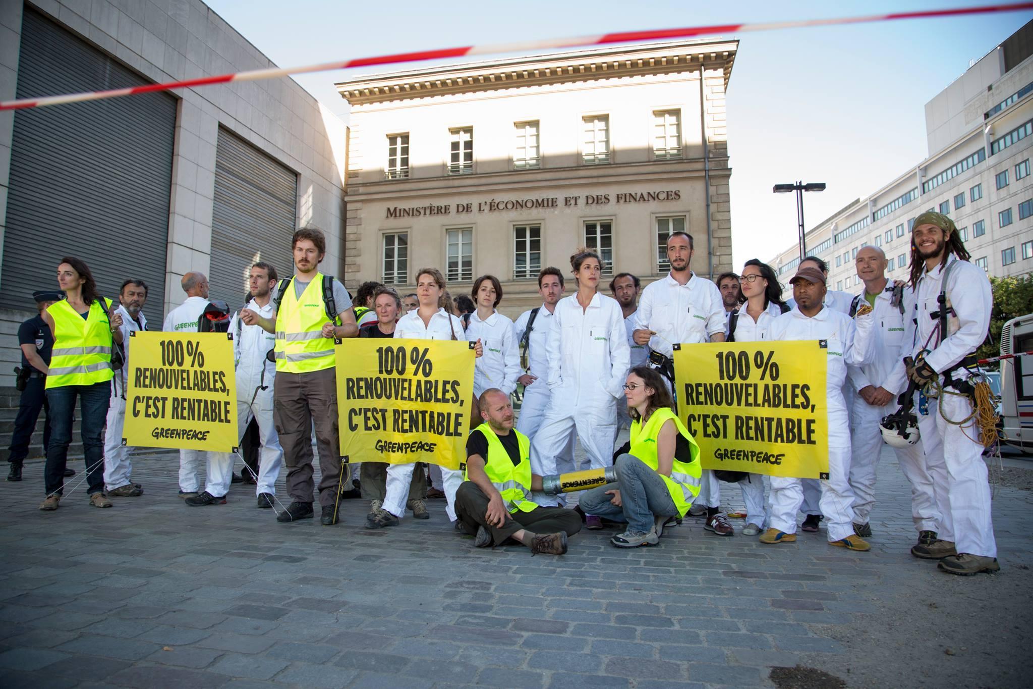 COP21 : l'avis de Greenpeace
