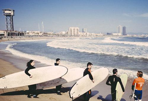 Surf a Barcelona