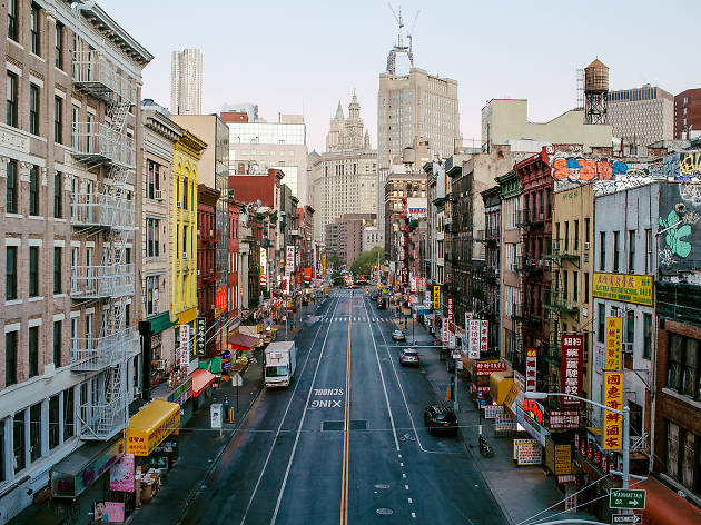 Chinatown neighborhood guide