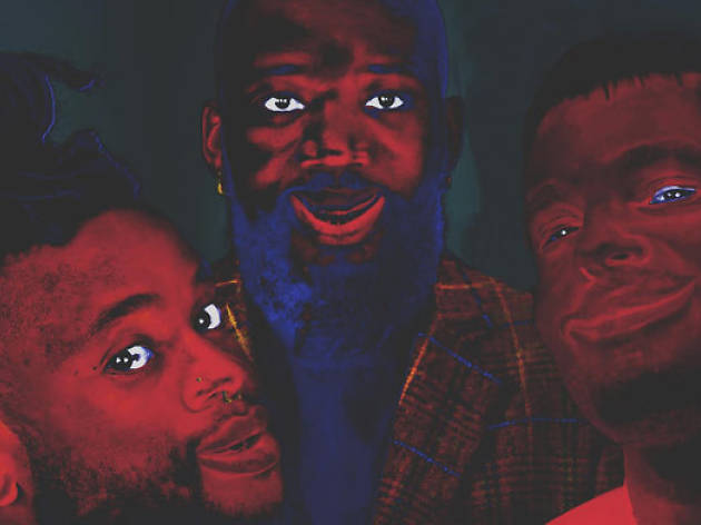 Young Fathers, music, time out croatia