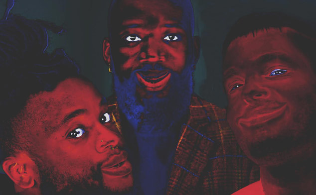 Young Fathers: 'We are original and the first of our kind'