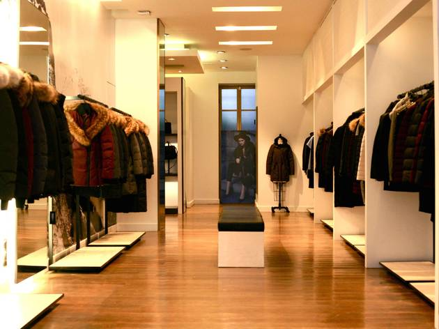 Mackage Pop-up (CLOSED)
