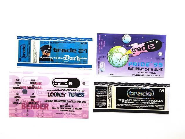 4. Their tickets and membership cards became collectables