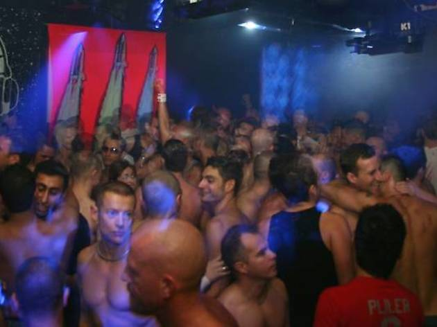 Nightlife - Presented by Gay Desert Guide
