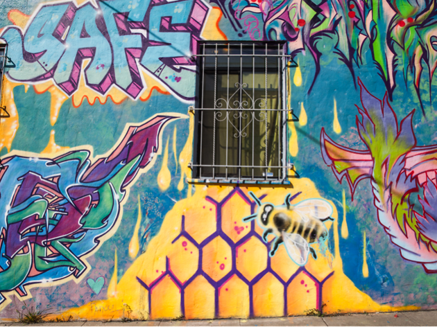 The coolest, Instagram-worthy murals in San Francisco