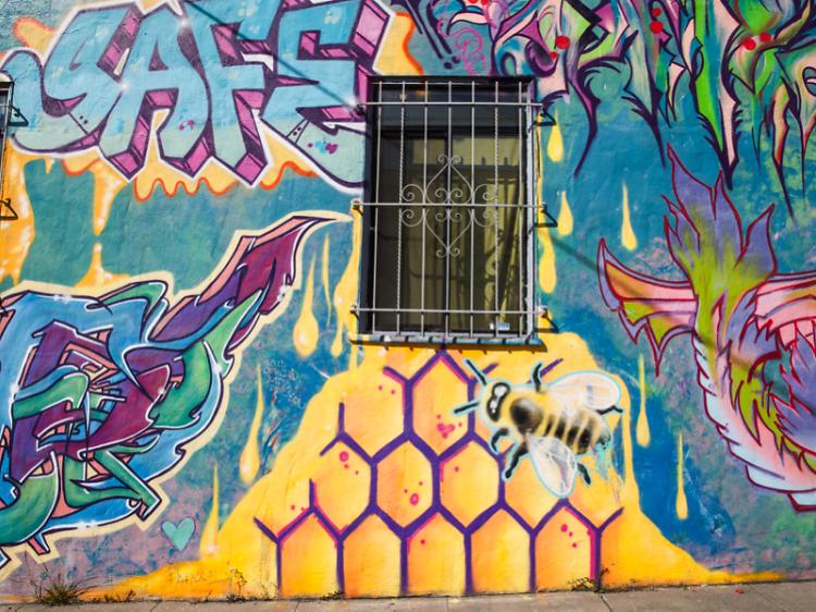 The coolest, Instagram-worthy murals in San Francisco