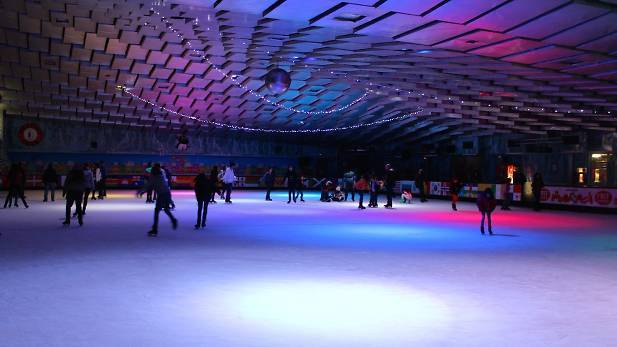 Pista de Gel Skating Club