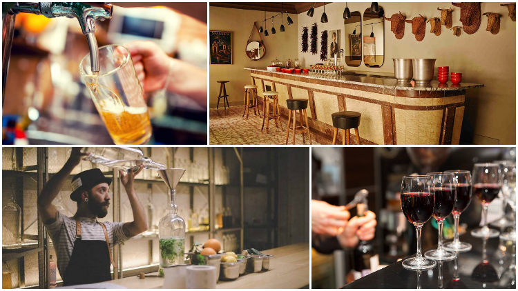 Los 100 mejores bares de Madrid