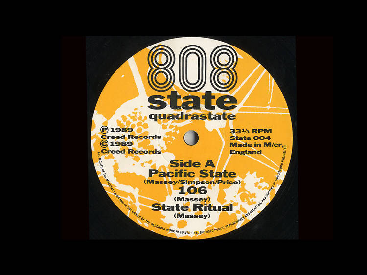 'Pacific State' – 808 State