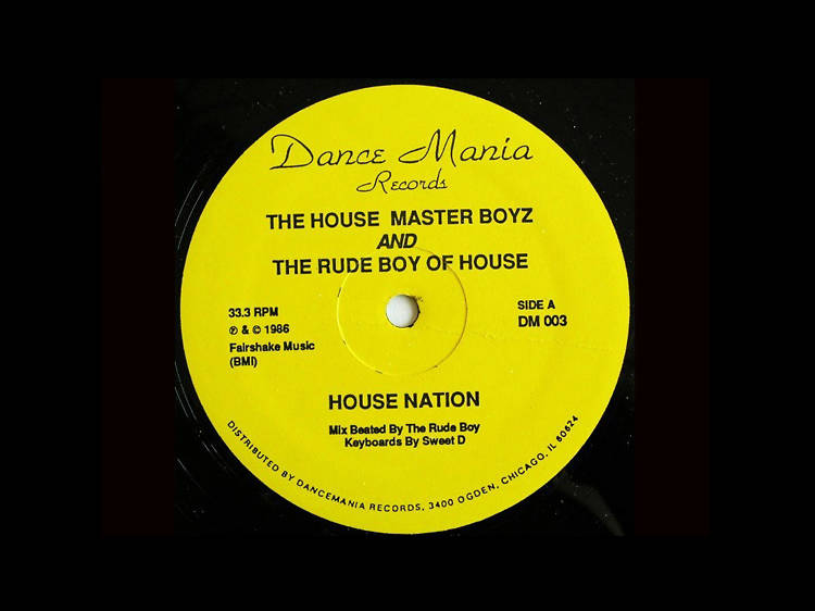'House Nation' – The House Master Boyz and The Rude Boy of House