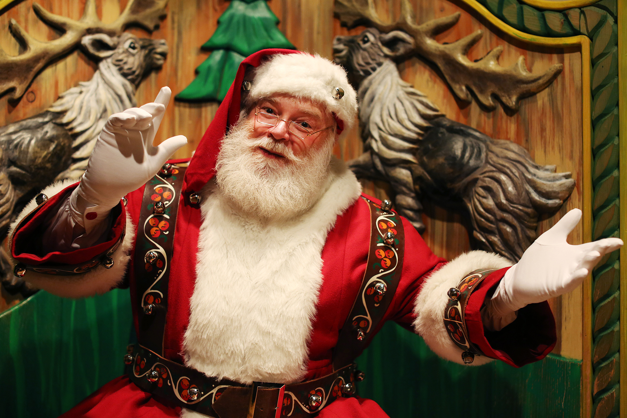 Your family's guide to Macy's Santaland