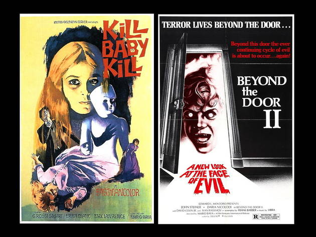 New Bev Cinema Horror Flicks