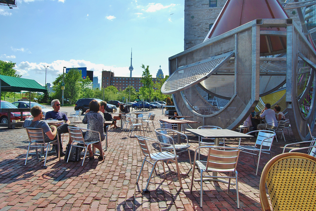 Hotels Close To Distillery District