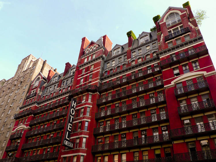 Check out the top haunted places in NYC