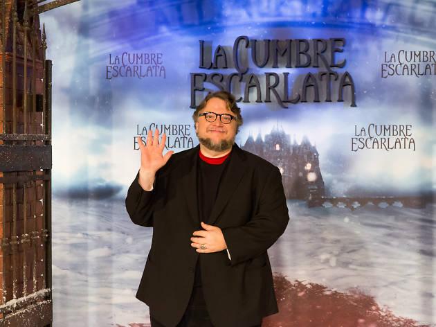 Guillermo del Toro presenta Cumbre escarlata