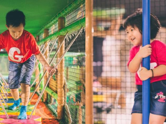Jungle Gym Atria Shopping Gallery