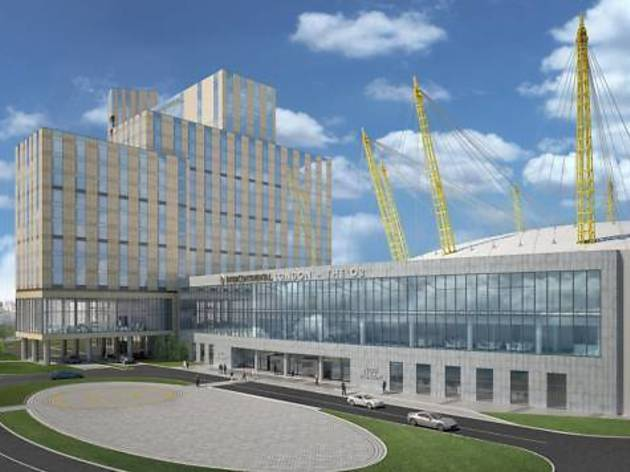 The Best Hotels Near O2 Arena