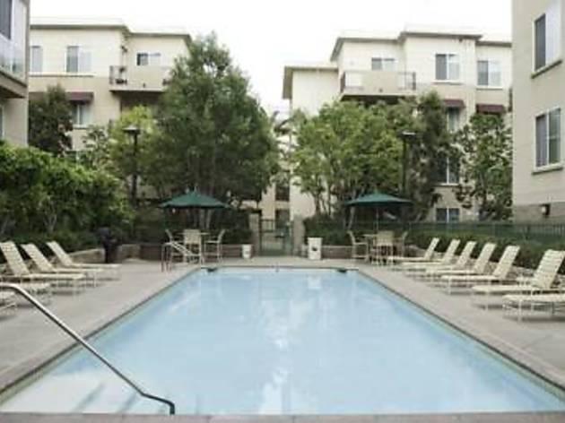 Fountain Park Apartment