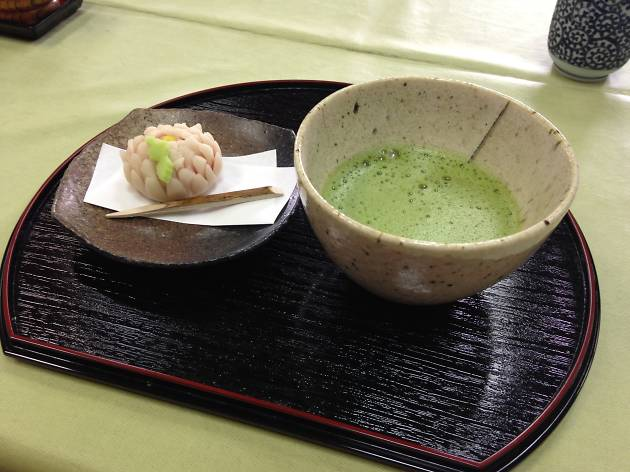Kantoku-tei wagashi set