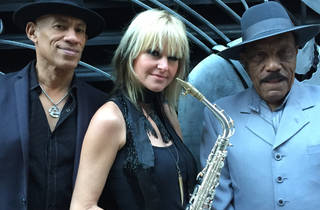 MINDI ABAIR & THE BONESHAKERS  featuring SWEET PEA ATKINSON