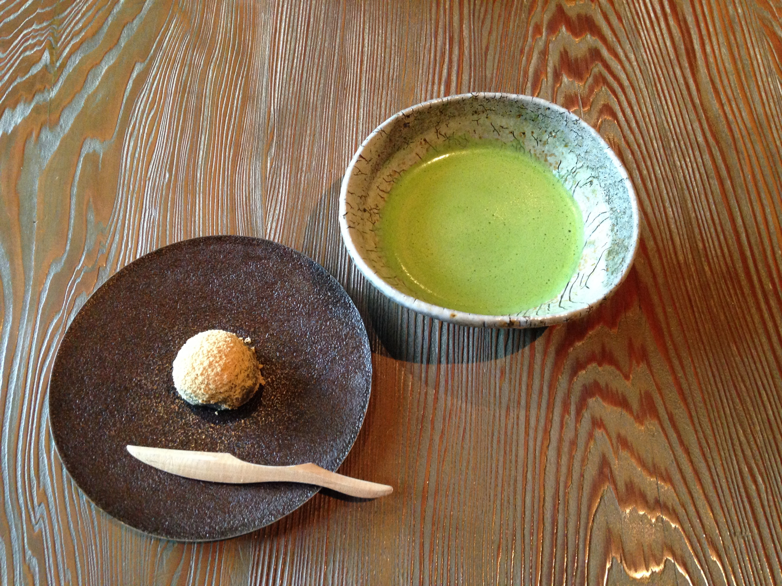 Top teahouses in Tokyo