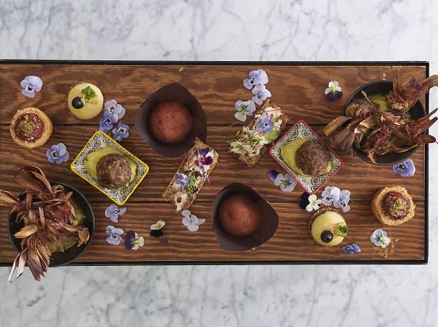House of Peroni platter