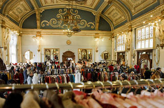 Clerkenwell Vintage Fashion Fair
