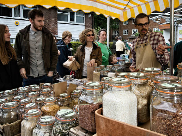 Crystal Palace Food Market