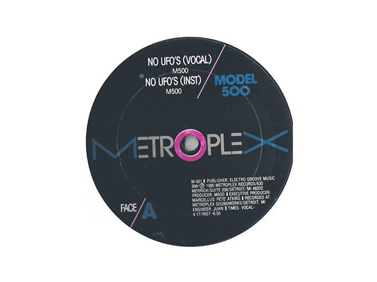 'No UFO's' – Model 500