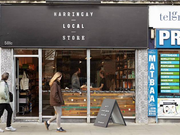 Harringay Local Store, 2015