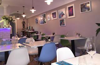 Matthews Kitchen, restaurant, Crouch End, 2015