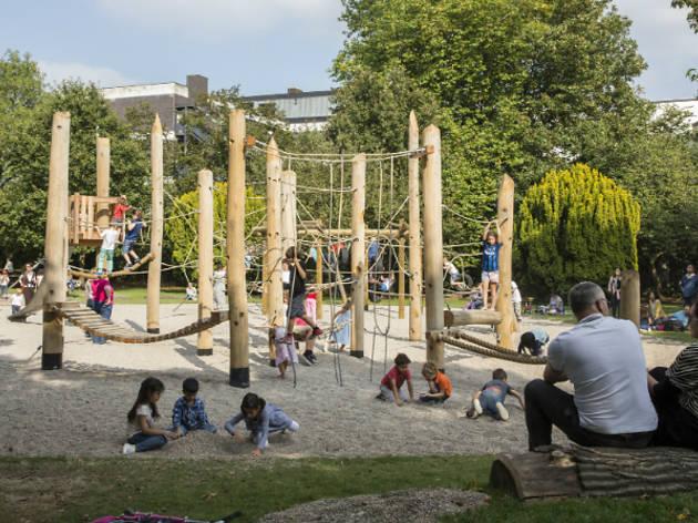Visit: Walpole Park