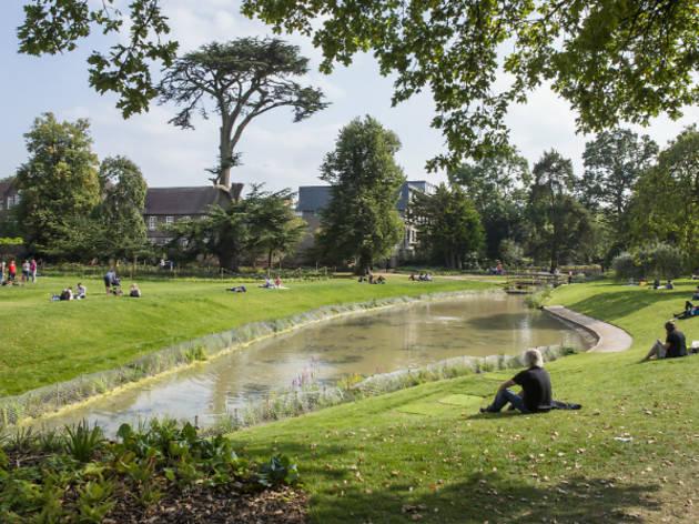 Walpole Park, Ealing, 2015