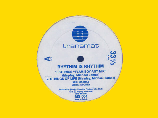 'Rhythim is Rhythim' – Strings of Life