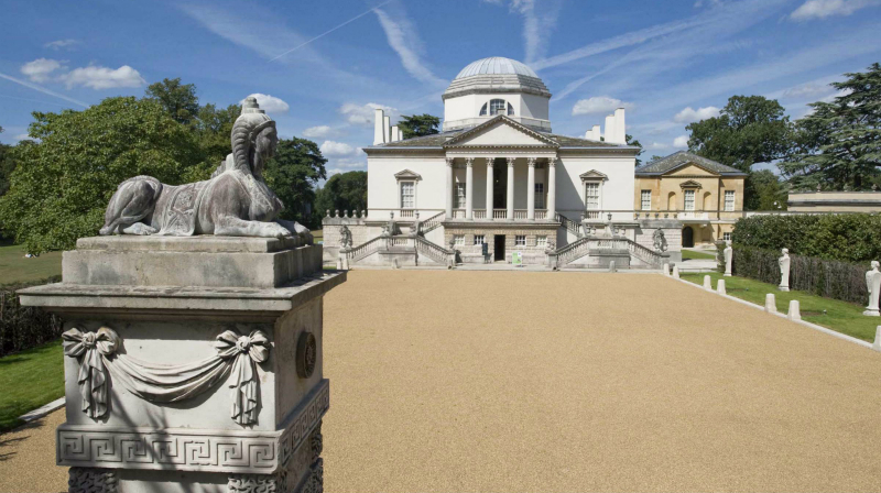Explore: Chiswick House and Gardens
