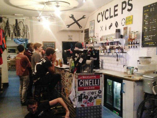 Cycle PS, Camberwell, 2015