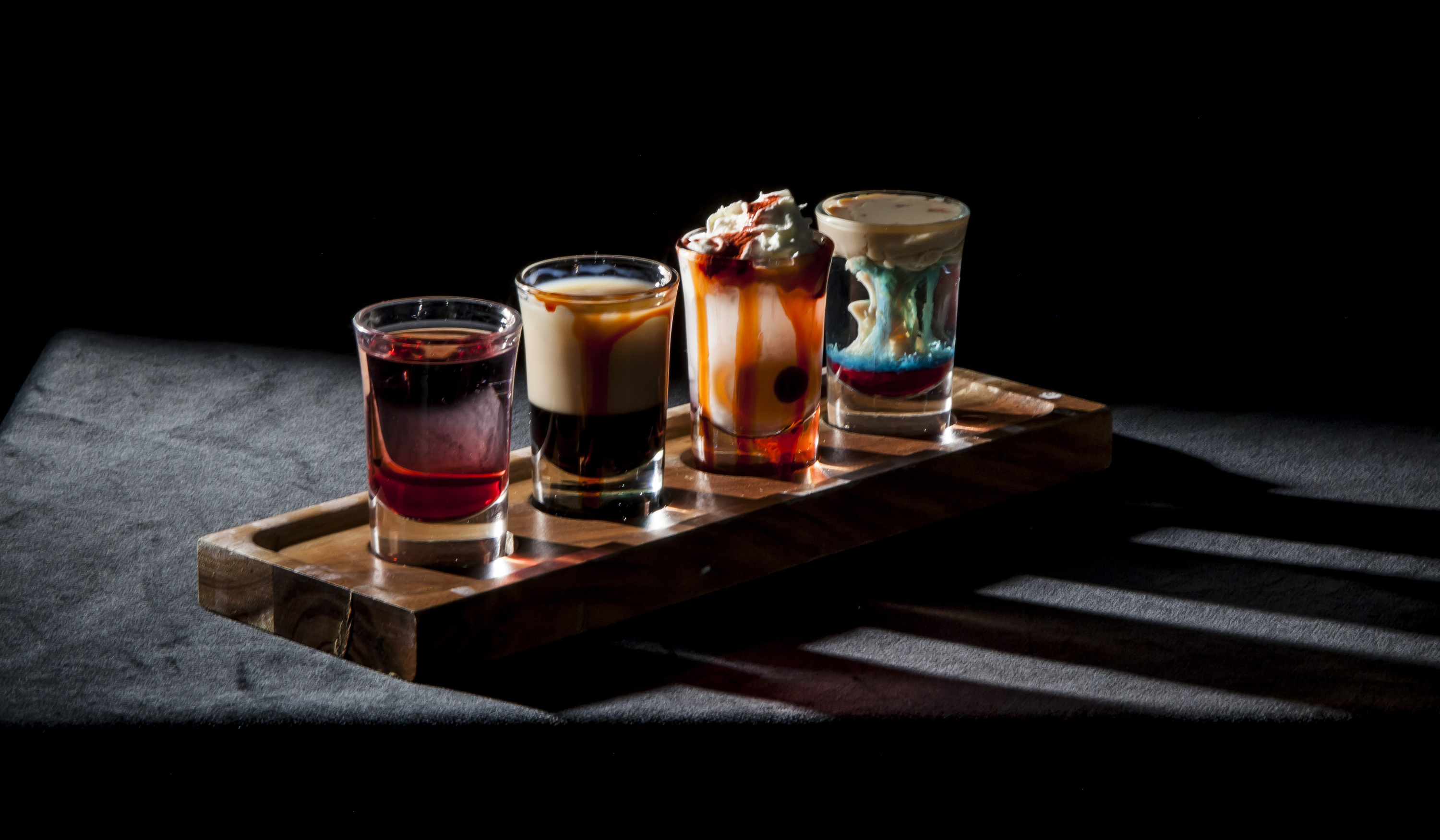 Trick or treat shots from Porky's