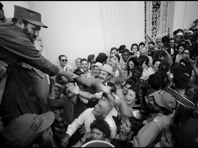 Burt Glinn: Cuba 1959