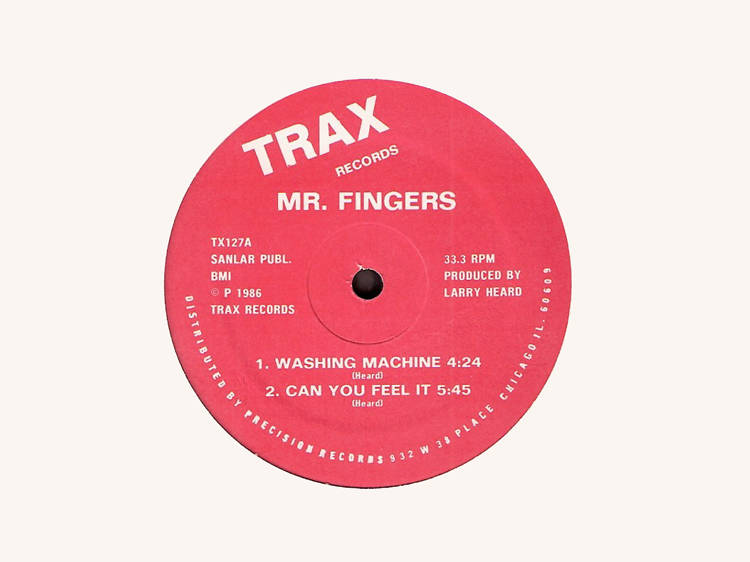 'Can You Feel It?' – Mr Fingers