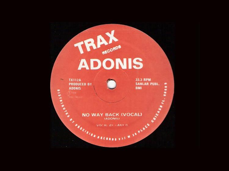 'No Way Back' – Adonis