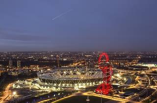 Fireworks Night at the ArcelorMittal Orbit