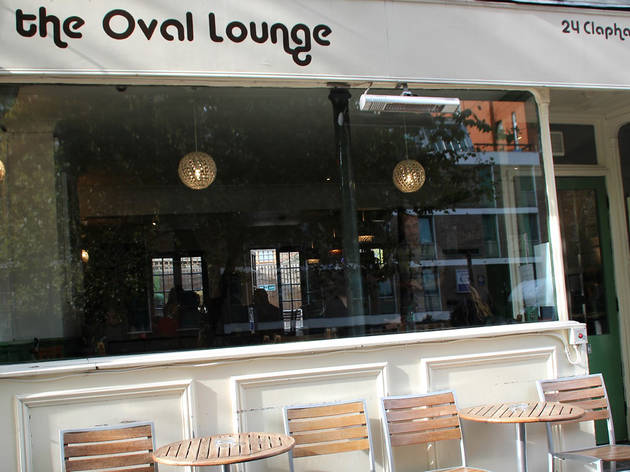 The Oval Lounge