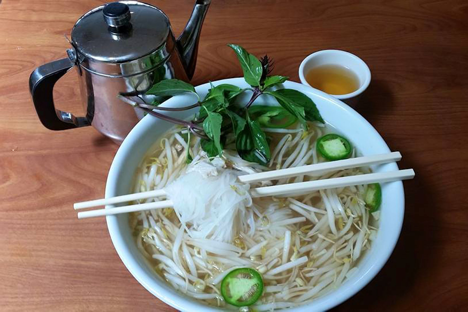 The best pho in San Francisco
